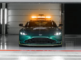 Aston Martin reveals 2021 F1 Safety, Medical car