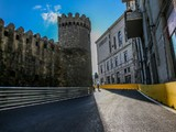 Changes made to infamous Turn 8 at Baku