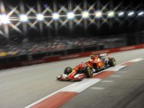 Raikkonen boosted by Singapore progress