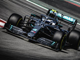 Qualy: Bottas takes pole with new track record