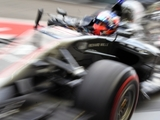 Grosjean: 'Not much feeling' with front-end