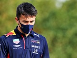Albon ignoring speculation over future with Red Bull