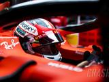 The new Iceman at Ferrari