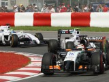 Force India gunning for Williams next season