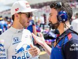 "First lap retirement ""difficult to take"" for Gasly at home race"