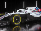 Williams reveal 2018 car