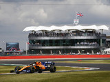 British GP: Practice team notes - McLaren