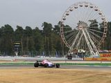 "Sergio Perez: ""It wasn't easy"" in German GP qualifying"