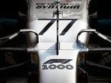 Bottas quickest in FP3 as Albon crashes
