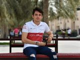 Chalres Leclerc Confident Ahead of First Shanghai Appearance