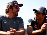 Carlos Sainz learning from 'mentor' Fernando Alonso during Formula One fights