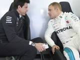 Wolff: Bottas deserves Mercedes seat, but needs to improve