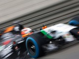 Force India boosted by China result