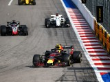Red Bull: Verstappen's Russian GP start like watching wet F1 race