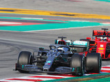 Mercedes leads the way on Barcelona mileage