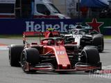 Hamilton questions stewards' ruling after Leclerc battle