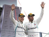Mercedes not expecting an easy weekend in Monza