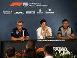 Hungary GP Friday Press Conference