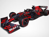 Aston Martin Red Bull Racing unveil their RB15 with one-off testing livery