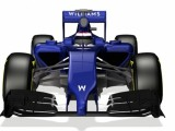 Williams releases image of new car
