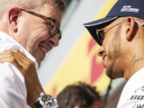 """Quiet but lethal"" Hamilton to raise F1 bar to 'astonishing levels' - Brawn"