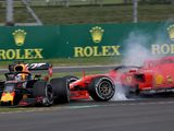 Vettel takes blame for Verstappen crash