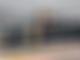 Perez couldn't see through Hamilton's spray in Q3