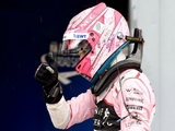 Ocon unhappy with 'dangerous' sausage kerbs