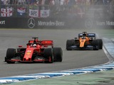 Ferrari deal was not an option for McLaren