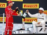 Hamilton: Spanish GP against Vettel 'the rawest fight in memory'