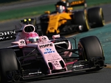 Force India impressed with Renault progress