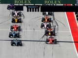 In photos: Story of the United States GP