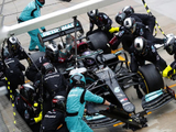 """Mercedes vow to work on pit-stop prowess after """"losing time"""" to Red Bull"""