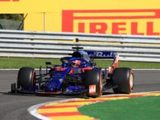 "Daniil Kvyat: ""To come from last on the grid to P7 was a great result"""