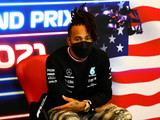 Hamilton says Max relationship 'no different for me'