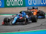 Alonso concedes Alpine has lost too much ground to McLaren