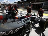 "Romain Grosjean: ""A pretty tough day for the whole team"""