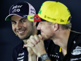 'Perez and Hulk could take on Verstappen'