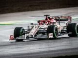 Alfa Romeo Unable To Capitalise on Strong Qualifying in Wet Turkish Grand Prix