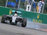 FP1: Hamilton and Rosberg dominate Canada practice