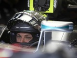 Rosberg fastest as first practice session halted by punctures