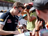 Kvyat hopes to bounce back