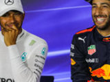 'Ricciardo would be No 2 at Merc'