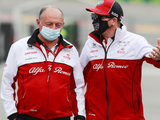 "Raikkonen ""more than motivated"" for Alfa Romeo - Vasseur"