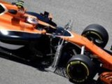 McLaren suffer first penalties