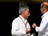 Carey plays down Ferrari's NASCAR quip