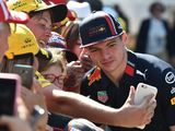 Verstappen excited for overtaking chances in China