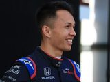 "Alexander Albon: ""The cars are just at a different level to anything I've driven before"""