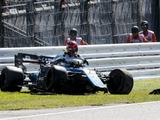 Kubica crashes in Suzuka qualifying, race in doubt