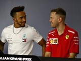 Hamilton: Respect for Vettel has grown considerably